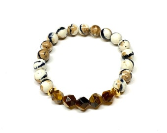 Natural Gemstone Bracelets