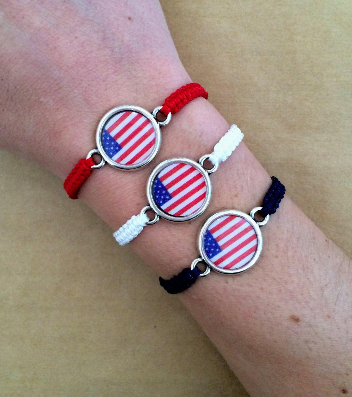 Flagge Blau Rot: Amerikanische Flagge USA Patriotisch Rot Weiß Und Blau