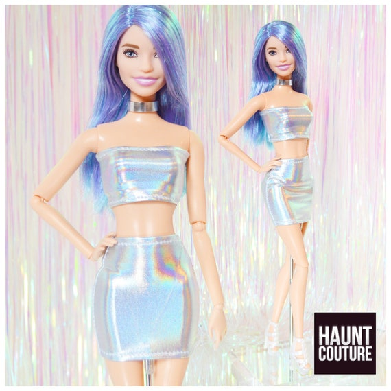 Barbie Doll Haunt Couture 12 Holographic 2