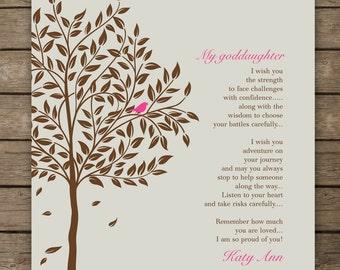 Gift For Goddaughter