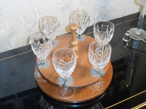 29 - Wine Glass Caddy (only) stemmed (6 station)