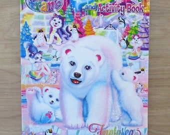 Giant Coloring Book Etsy
