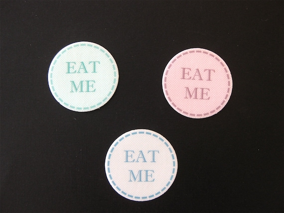 12 PRE CUT BRIDAL SHOWER EDIBLE RICE PAPER WAFER CARD CUPCAKE PARTY TOPPERS