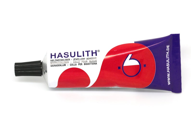 1 Piece Hasulith jewelry glue 31 ml HAS01 image 0