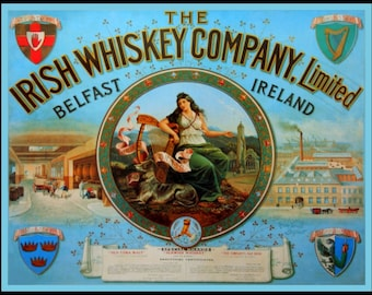 Art Print Titanic Maiden Voyage Advert Poster 1912 Print 8 ...