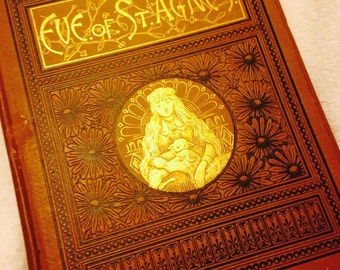 The Eve of St Agnes by John Keats Illustrated by Edmund H. Garrett 1895