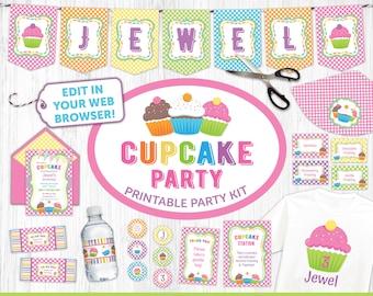 Birthday Party Kits