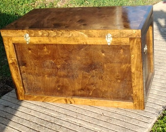 Hope Chest on Casters