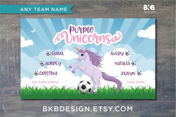 Football Banner Football Logo Team Banner Blue Angels Soccer Mascot Soccer Banner Soccer Logo Custom Vinyl Soccer Banner