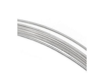 DISCOUNTED 1Ft  2MM X 1MM Sterling Silver Flat  Wire DS  For Rings and Bracelets
