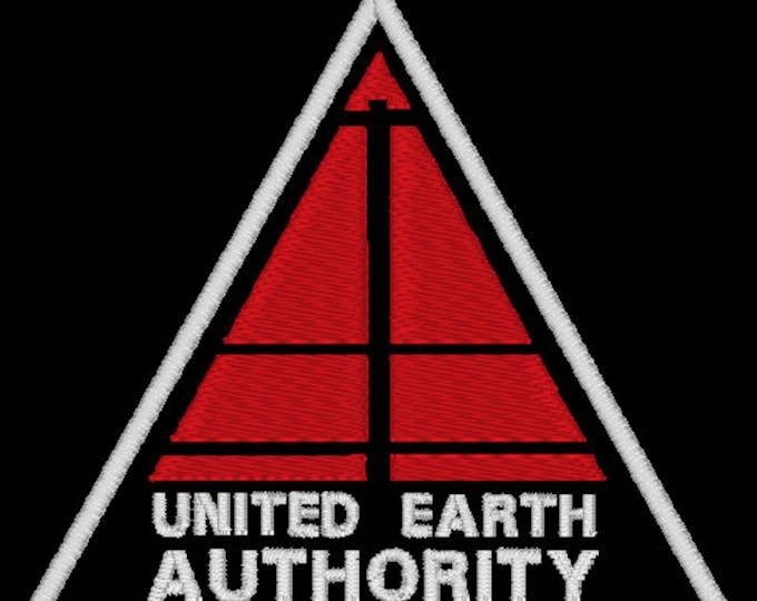 United Earth Authority PlanetFall LARP Patch
