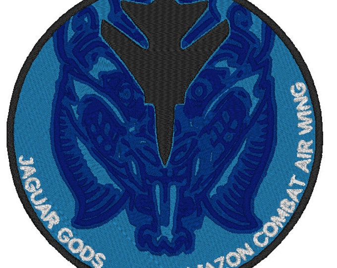 Jaguar Gods PlanetFall LARP Patch