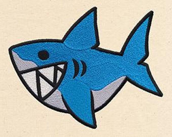 Cute Shark Kawaii Mythology Dice Bag or Pouch