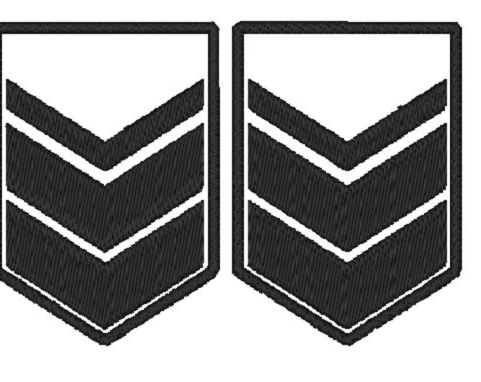 Sergeant First Class PlanetFall LARP Patch