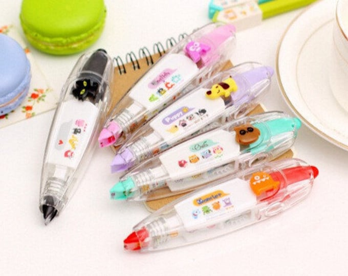 Fun Decorative Correction Tape Pens - Deco Pens
