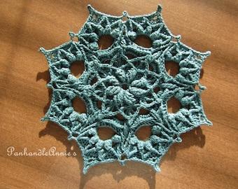 Juno Collection #2 Handmade Crochet Doily