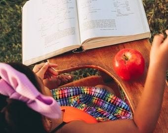 crayon peplum, back to school, top, tunic, school, crayon, preschool, b2s, first day of school