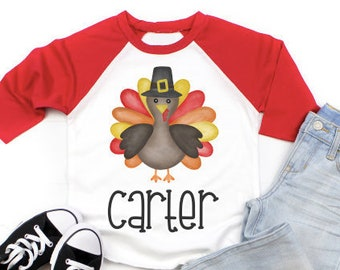 0073998a3 Boys Thanksgiving Shirt, Kids Thanksgiving shirt, Personalized Thanksgiving  Shirt, girls thanksgiving shirt, Turkey Shirt