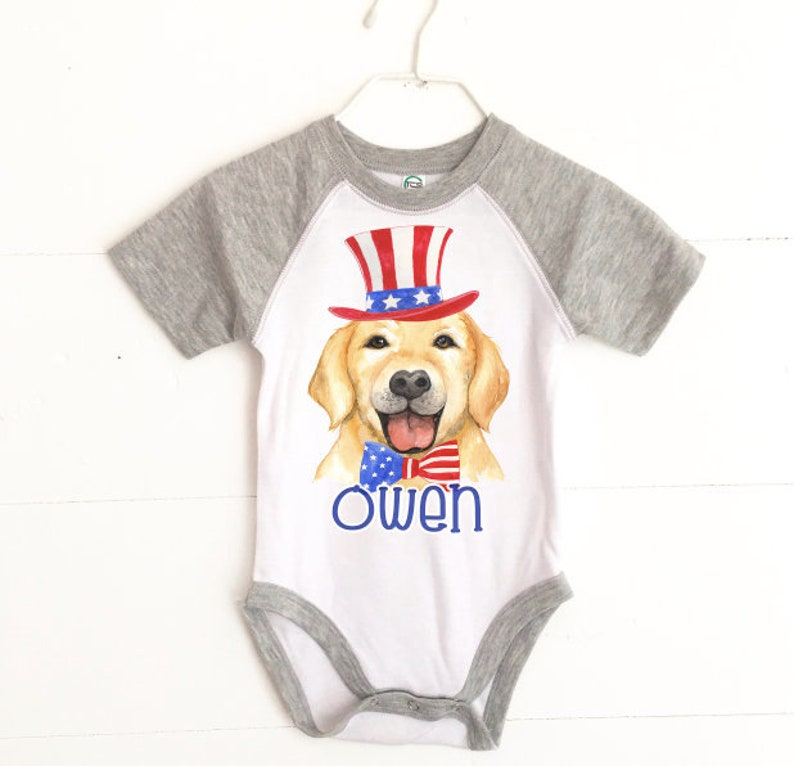 4th of July outfit kids kids 4th of July shirt Fourth of July shirt baby Baby boy 4th of July shirt personalized 4th of July shirt