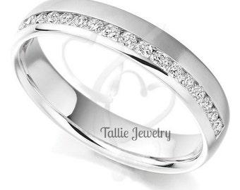 Platinum Diamond Eternity Rings, Platinum Diamond Eternity Wedding Bands, Womens Diamond Wedding Rings, Platinum Diamond Wedding Rings