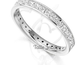 Platinum Diamond Eternity Rings, Platinum Diamond Eternity Wedding Bands, Platinum Diamond Wedding Bands, Diamond Eternity  Rings