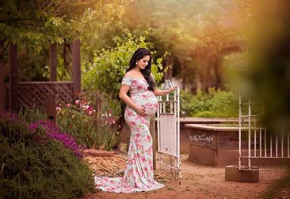 Floral Audrey Audrey Floral Gown Audrey Gown Floral Gown Floral dROWaq