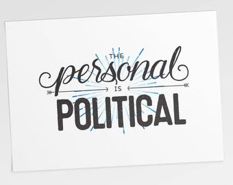 The Personal is Political: Digital Download