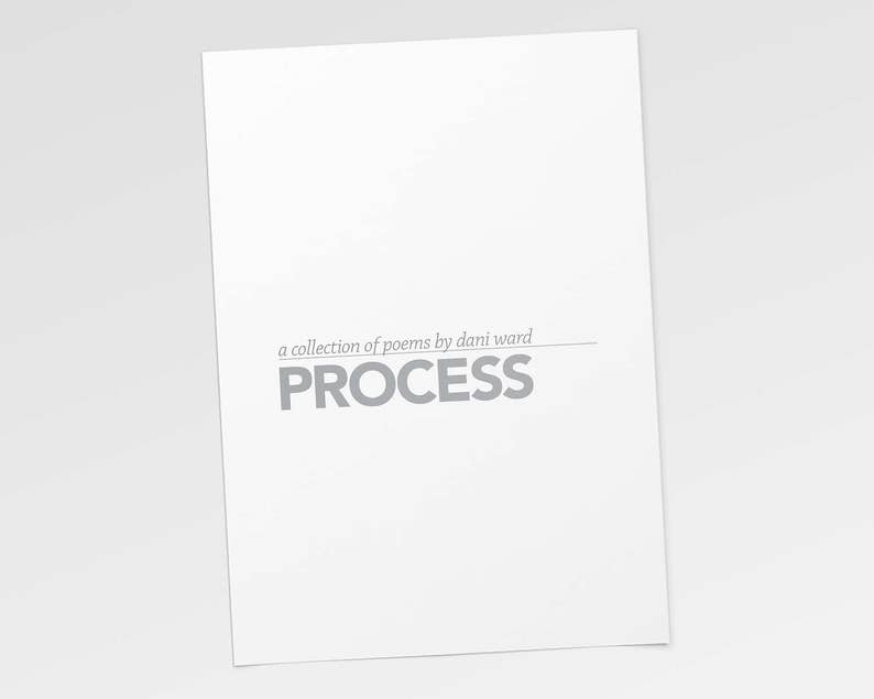 Process: A Collection of Poems image 0