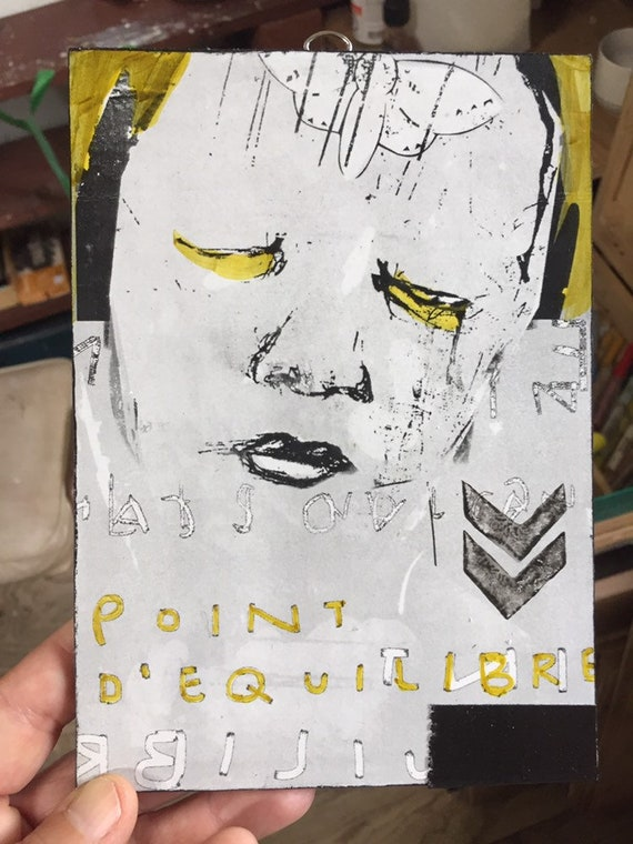 """ Point d'équilibre """