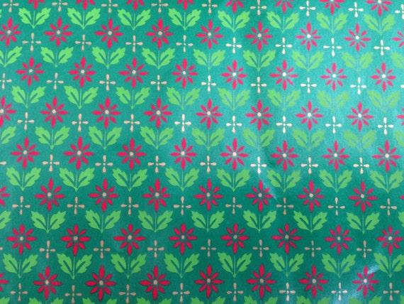 Christmas gift wrap paper printable
