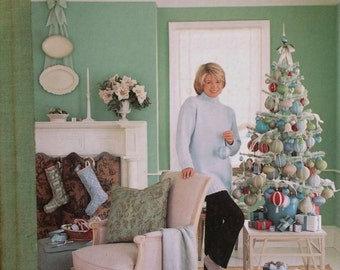 Decorating for the Holidays - Christmas with Martha Stewart Living