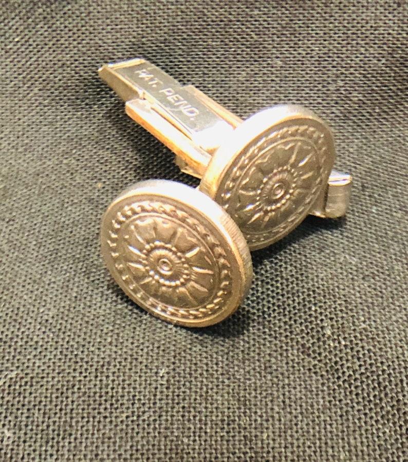 cufflinks Small Cuff Links Cuff Links formal wear Silver Cuff Links Vintage cufflinks