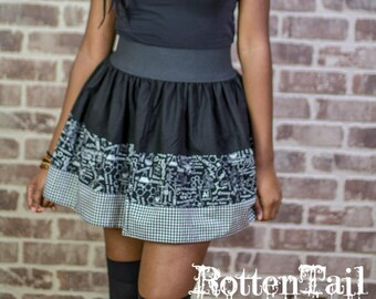 The Grey Area Skirt