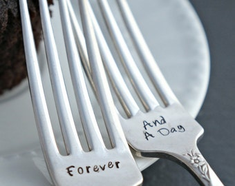 Wedding Forks   Forever And A Day