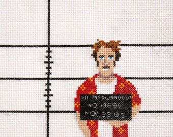 PATTERN FOR DOWNLOAD: H.I. McDunnough from Raising Arizona