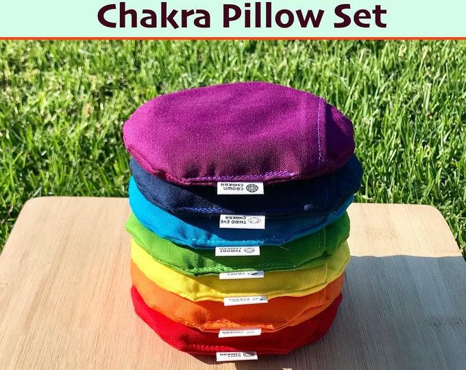 Chakra Meditation Pillows