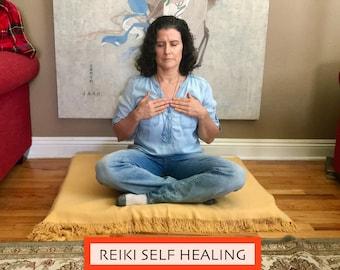 Learn REIKI Natural Method of Self Healing
