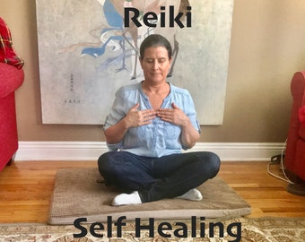 REIKI Natural Method of Self Healing