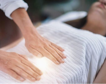 REIKI Natural Method of Healing.