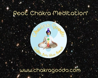 Root Chakra Activation Meditation