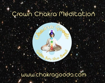 Crown Chakra Activation Meditation