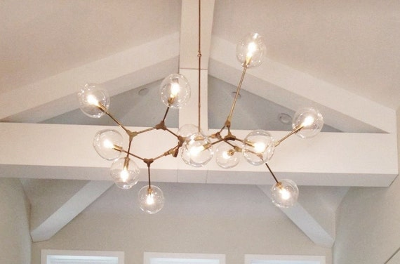 Bubble Light Fixture | Glass Bubble Chandelier | Vault Lighting