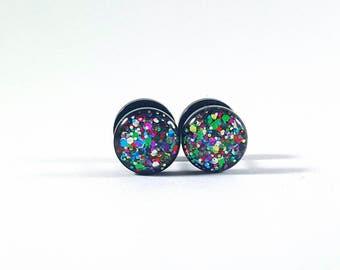 Surprise Glitter Fake Plugs
