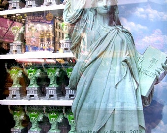 New York Photography - Statue of Liberty - NY - Wall Decor - United States US Fine Art Print