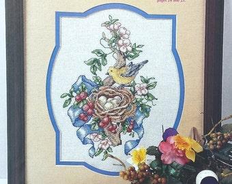 Cross Stitcher magazine, cross stitch patterns, August 2000