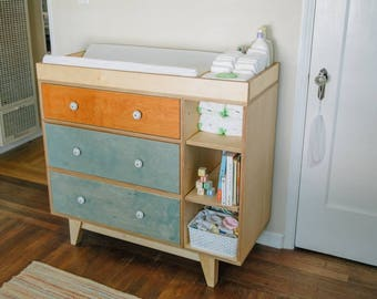 Changing table dresser   Etsy