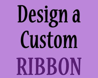 Custom Design Your Own Ribbon for COLLARS, LEASHES, Belts, Lanyards, Fobs, Hairbows, Sewing & Scrapbooking