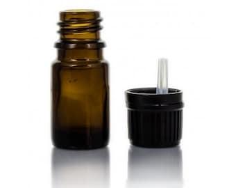 Kissys Amber Perfume Luxury Oil 10ml ~ Amber Bottle~ With Luxury Velvet Pouch