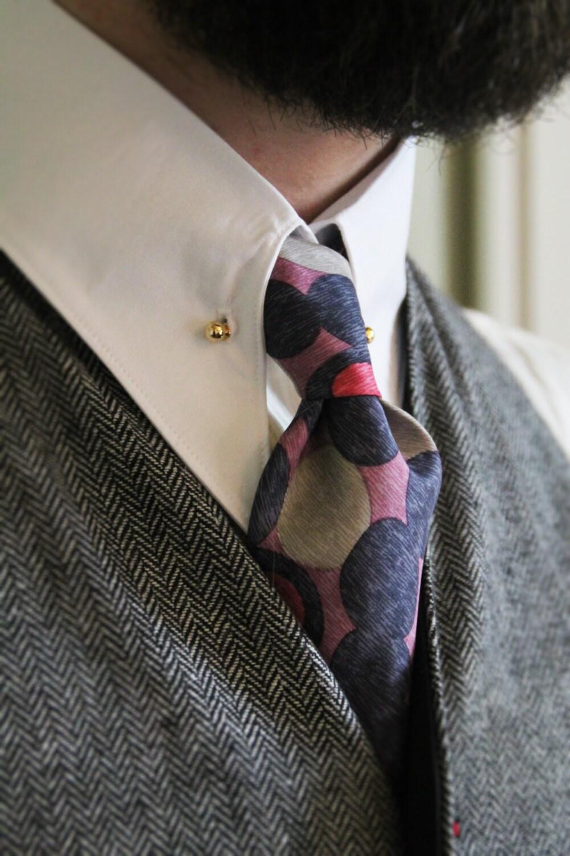 Detachable Collar Vintage Collar For Collar Bar Arrow Etsy