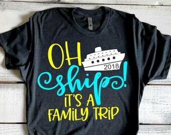 Family Cruise Shirts Etsy